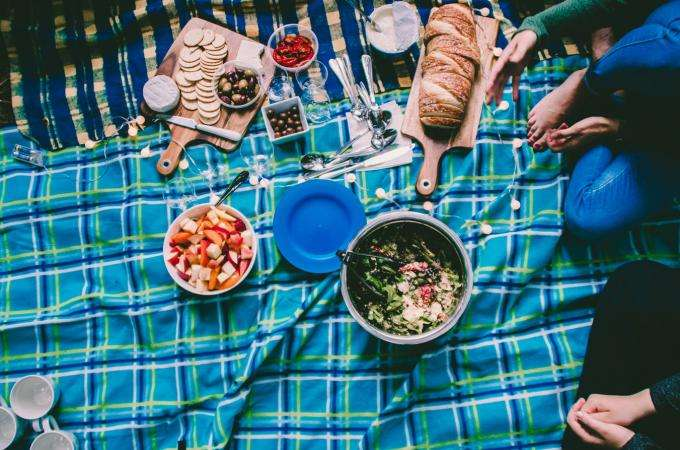 Picnic in Paris; our recommended places