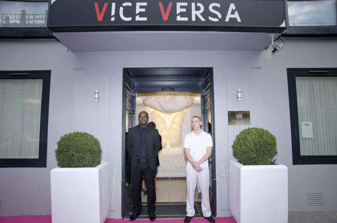 L'inauguration du Vice Versa Hotel !