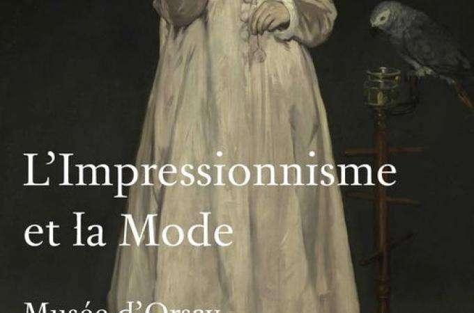 L'Impressionnisme et la mode, une exposition événement!
