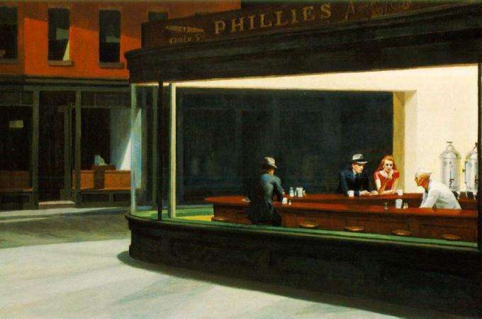 Edward Hopper au Grand Palais, l'exposition immanquable