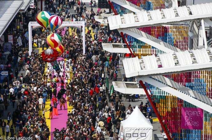 Un séjour luxueux et insolite pour visiter la Foire de Paris 2015
