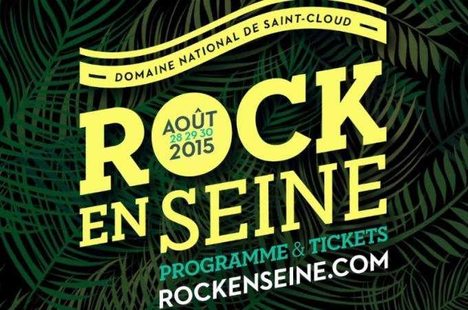 Rock en Seine en soirée