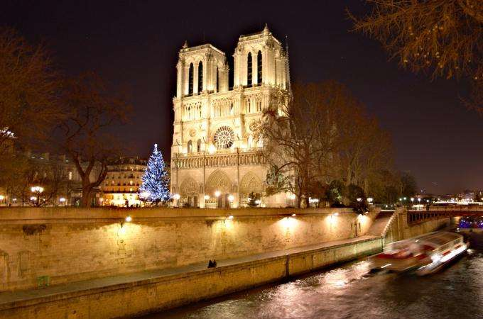 Noël in Paris