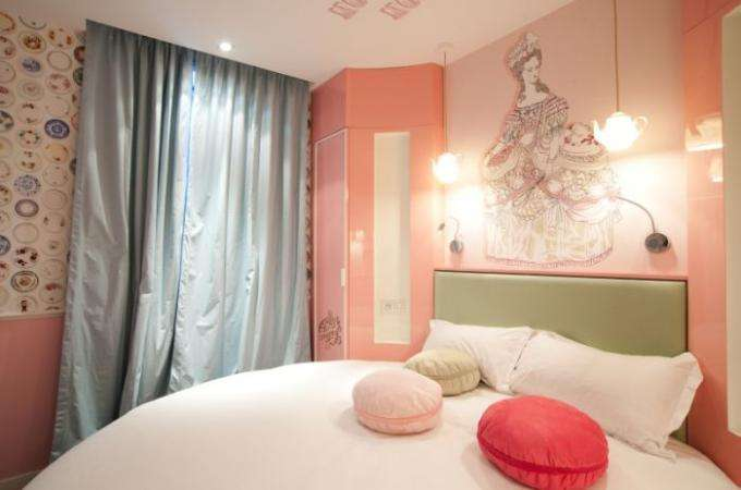 Best rates 4 stars hotels Paris - designer style for less