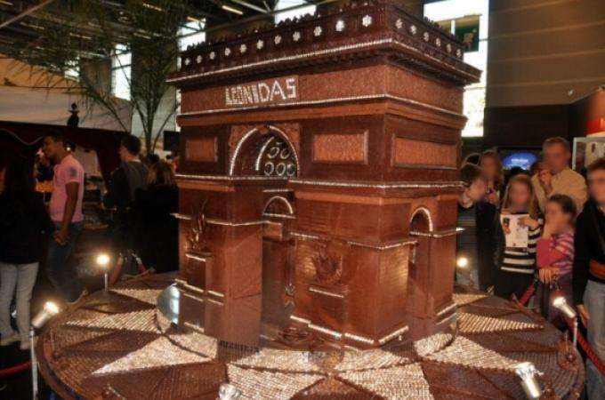 Chocolate trade show Paris 2013 - a delicious day out