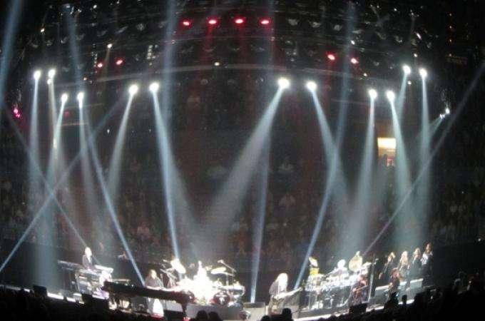 Elton John in Paris 2013 - the superstar returns