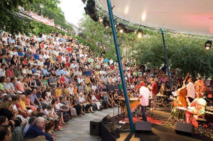 Live music concerts in Paris to celebrate summer