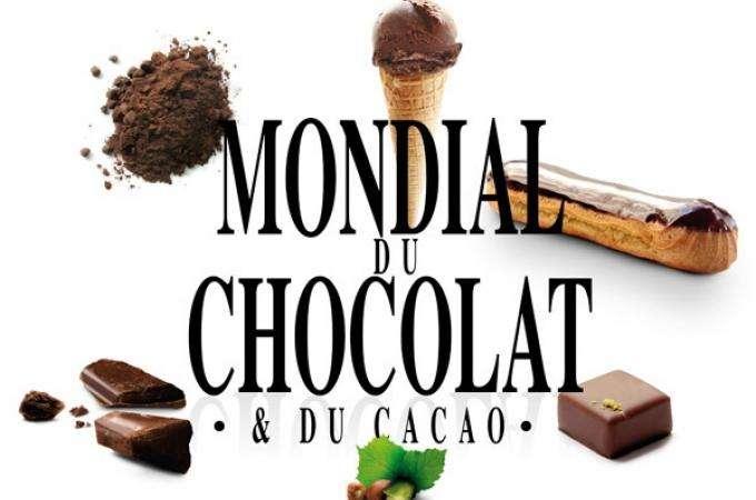 Which sin is Chocolate? Salon du Chocolat Paris 2015