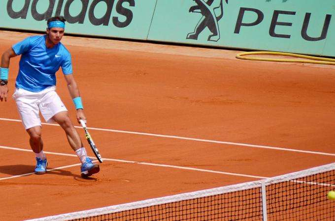 Let's go to Roland Garros, the French Open