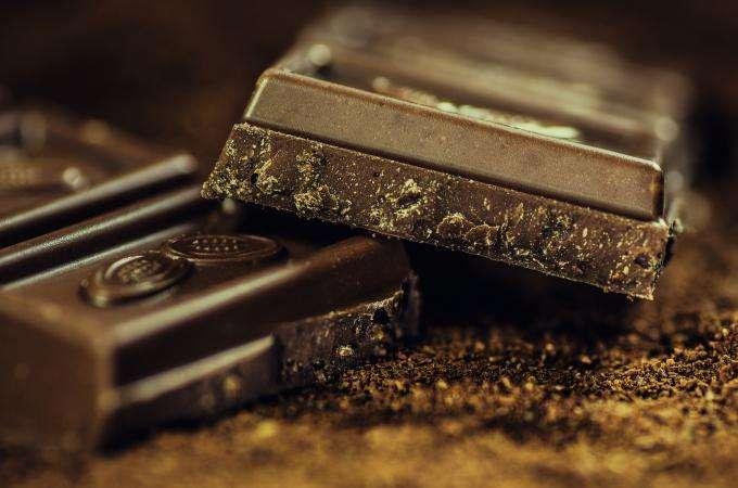 The Salon du Chocolat; seductive temptation