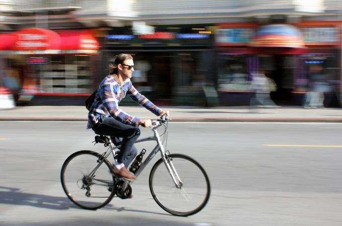 L'été à Paris, à bicyclette...