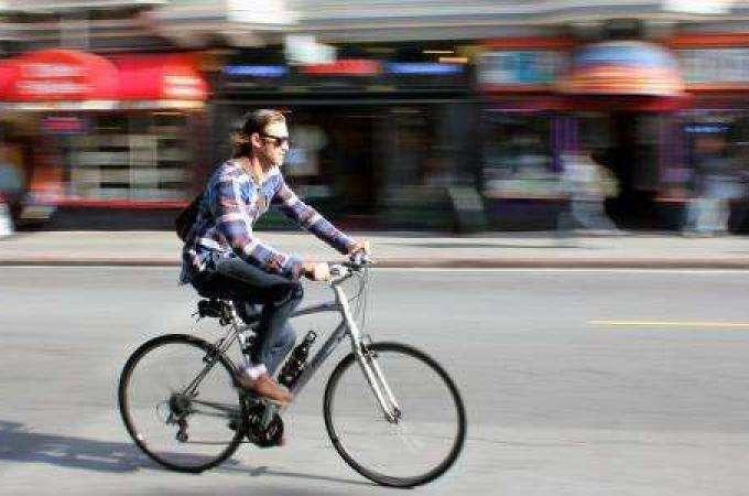 Summer in Paris by bicycle