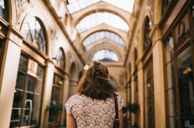 Votre shopping dans les passages couverts