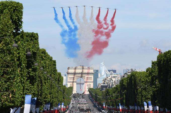 Enjoy Bastille Day in the great Parisian tradition