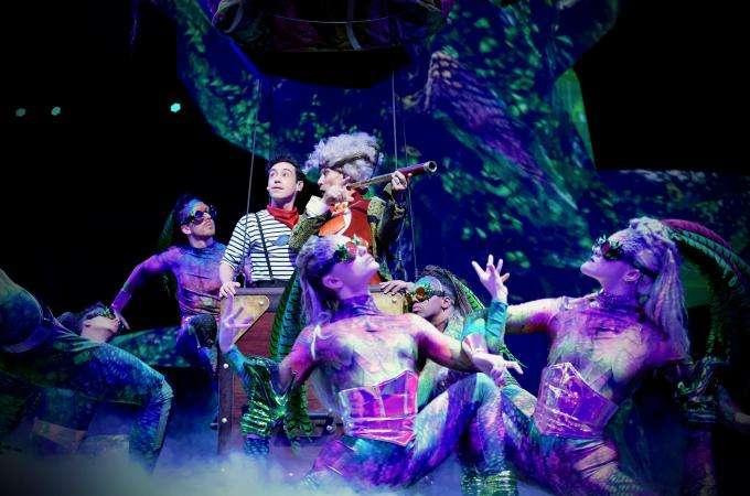 Le monde de Jalèya au Cirque de Paname