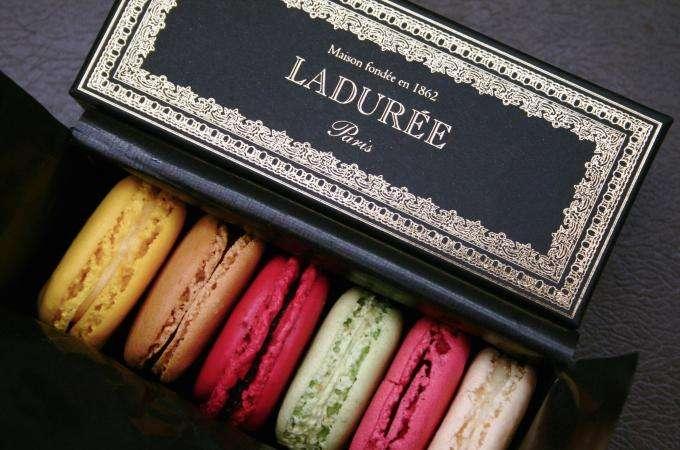 Si parisien : Crazy by Ladurée...