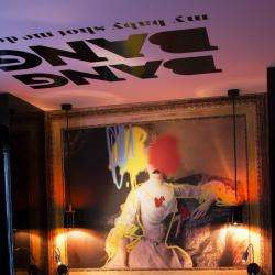 Vice Versa Hôtel Paris - chambre - colere - decoration