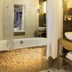 Vice Versa Hôtel Paris - chambre deluxe - orgueil - salle de bain
