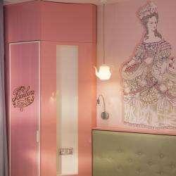 Vice Versa Hôtel Paris - chambre - gourmandise - details