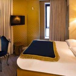 Vice Versa Hôtel Paris- chambre - orgueil péchés capitaux - décoration Chantal Thomass