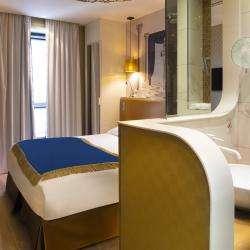Vice Versa Hôtel Paris - chambre - orgueil - salle de douche