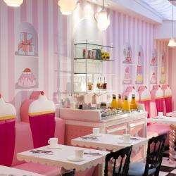 Vice VersaHôtel Paris - petit dejeuner buffet